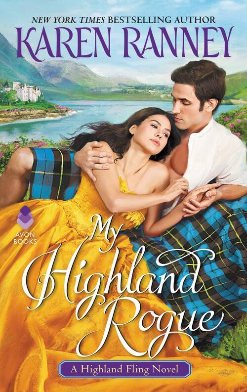My Highland Rogue by Karen Ranney