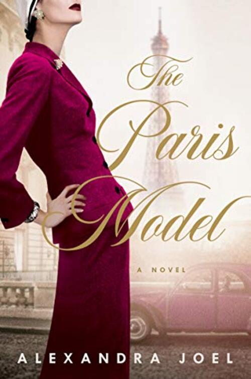 A Paris Model by Alexandra Joel
