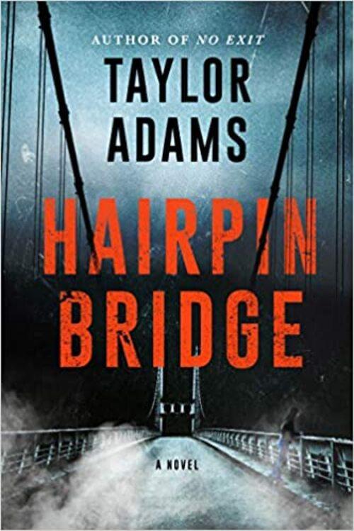 Hairpin Bridge by Taylor Adams