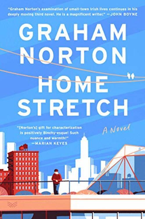 Home Stretch by Graham Norton