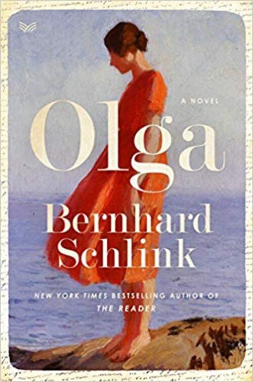 Olga by Bernhard Schlink