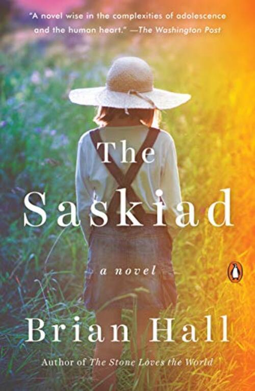 The Saskiad by Brian Hall