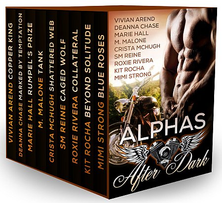 Alphas After Dark by Crista McHugh