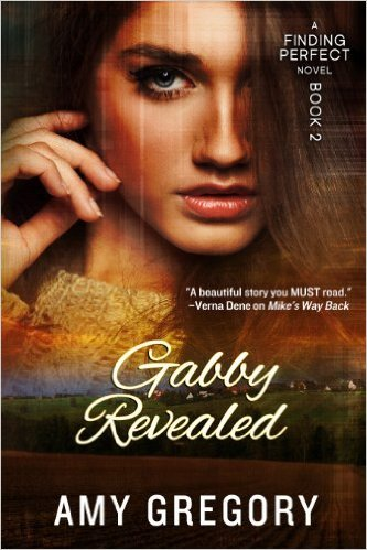 Gabby Revealed by Amy Gregory