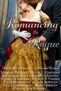 Romancing the Rogue by Moriah Densley