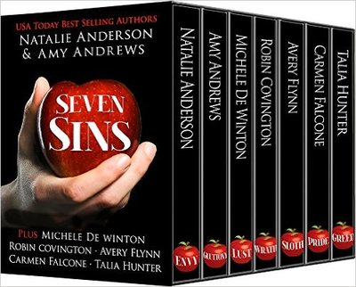 Seven Sins by Amy Andrews