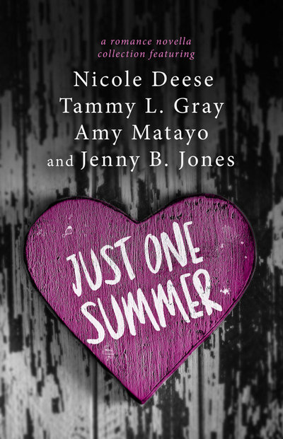 Just One Summer by Jenny B. Jones