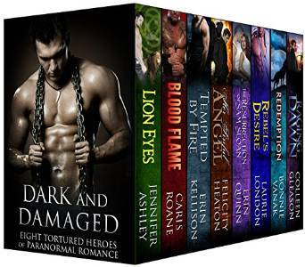 Dark and Damaged by Jennifer Ashley