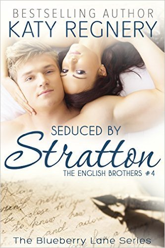 Seduced by Stratton by Katy Regnery