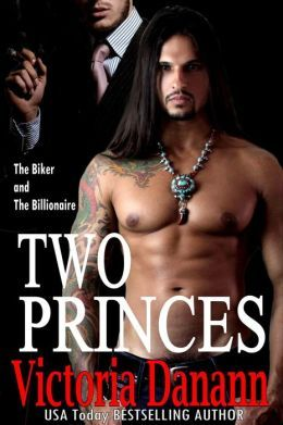 Two Princes by Victoria Danann