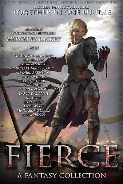 Fierce by Mercedes Lackey