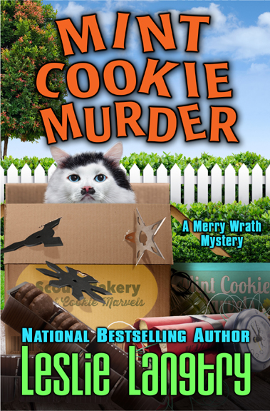 MINT COOKIE MURDER