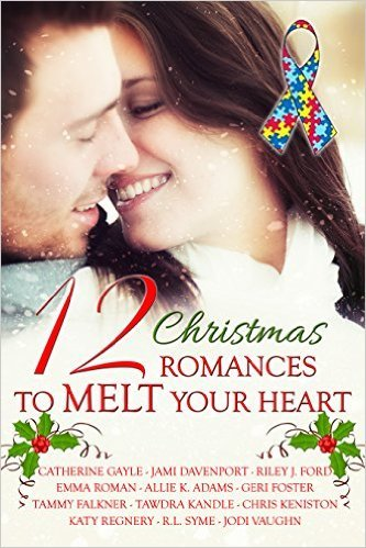 12 Christmas Romances To Melt Your Heart by Jami Davenport