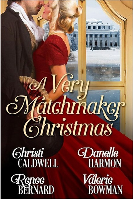 A Very Matchmaker Christmas by Renee Bernard