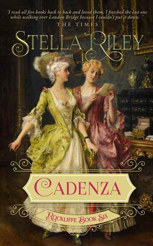 Cadenza by Stella Riley