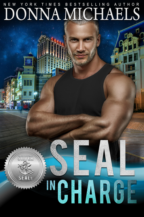 SEAL in Charge by Donna Michaels