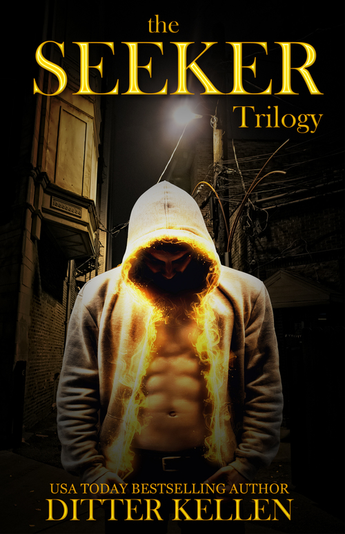 The Seeker Trilogy by Ditter Kellen