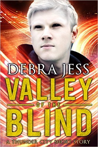 Valley of the Blind by Debra Jess