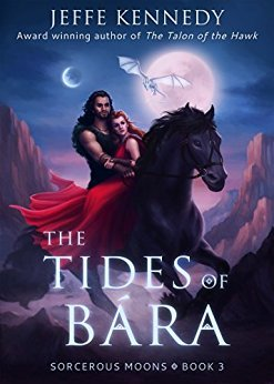 The Tides of B?ra by Jeffe Kennedy
