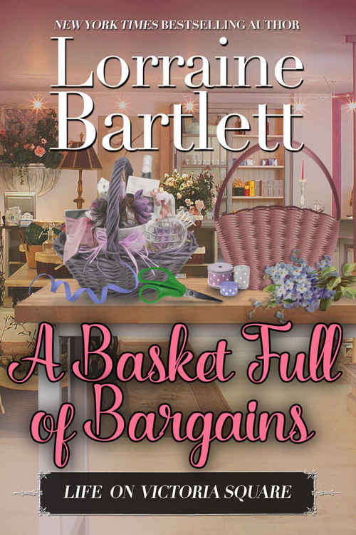 A Basket Full of Bargains by Lorraine Bartlett