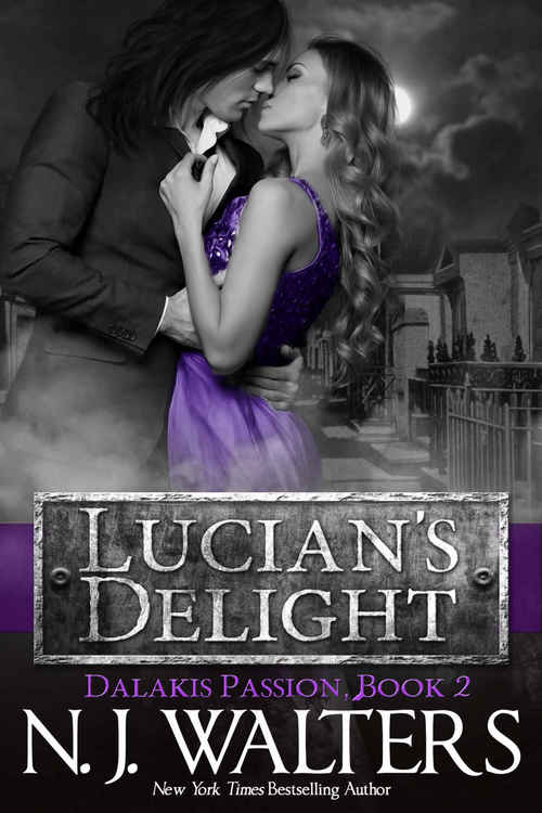 Lucian's Delight by N.J. Walters
