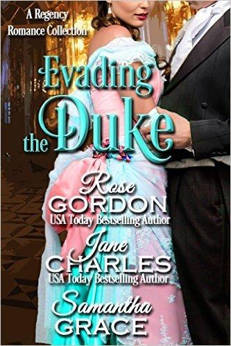 Evading the Duke by Samantha Grace