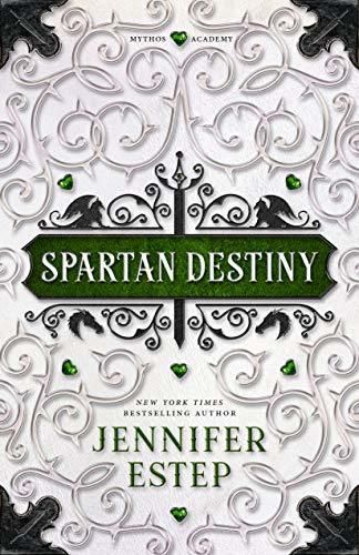 Spartan Destiny by Jennifer Estep