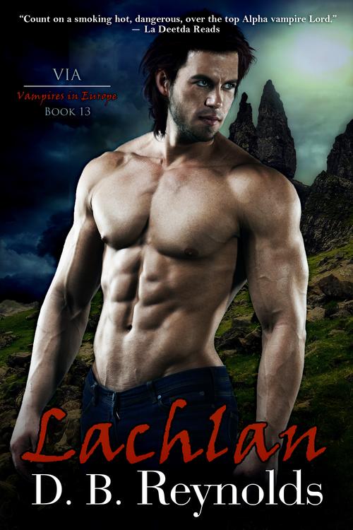 Lachlan by D.B. Reynolds