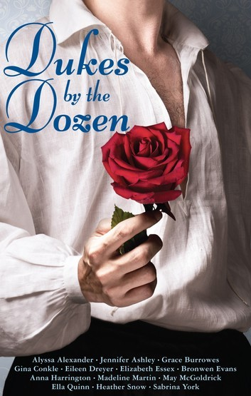 Dukes by the Dozen by Jennifer Ashley