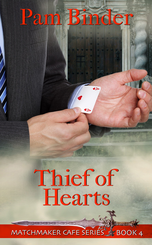 Thief of Hearts by Pam Binder
