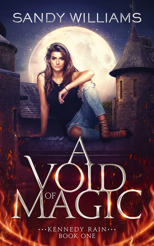 A Void of Magic by Sandy Williams