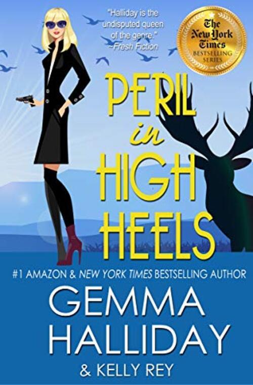 Peril in High Heels by Gemma Halliday