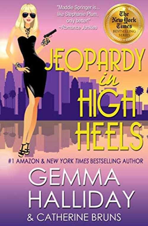 Jeopardy in High Heels by Gemma Halliday