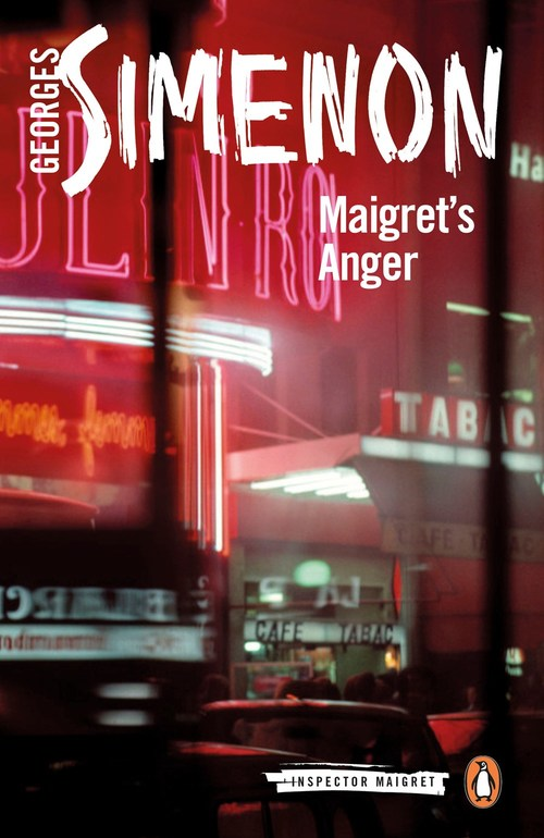 Maigret's Anger by Georges Simenon
