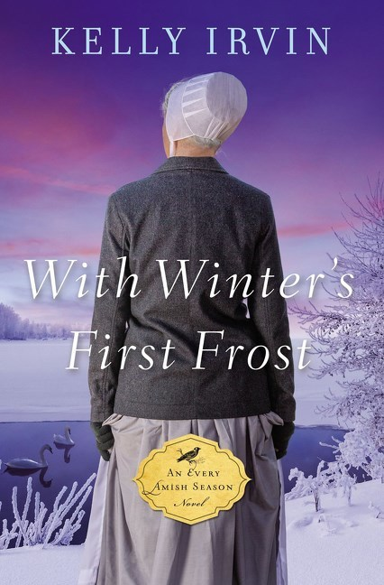 With Winter's First Frost by Kelly Irvin