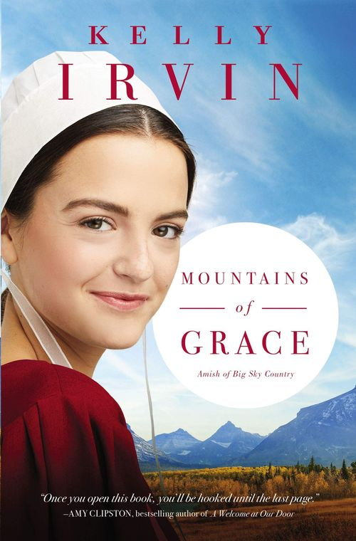 Mountains of Grace by Kelly Irvin