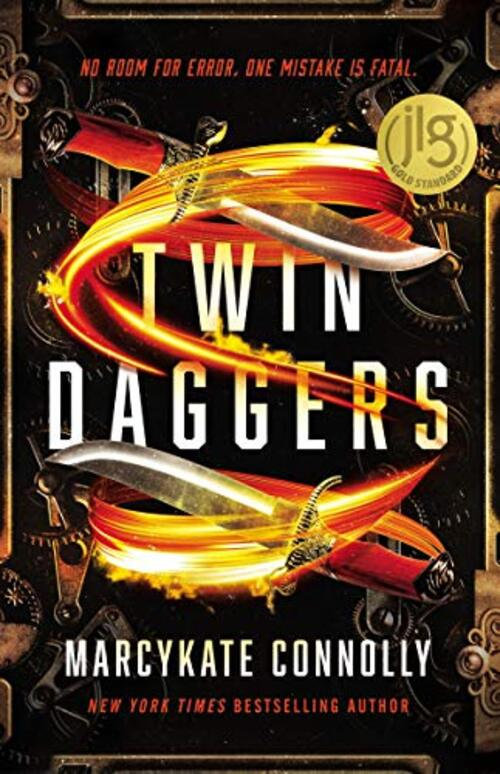 Twin Daggers by Marcy Kate Connolly