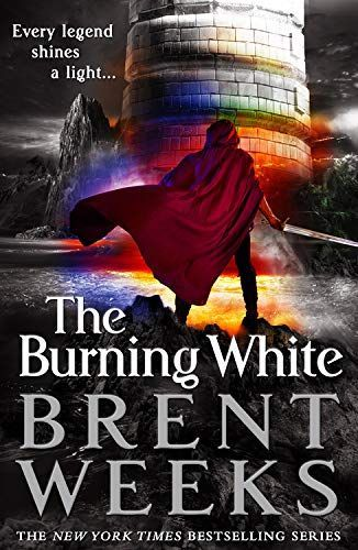 The Burning White by Brent Weeks