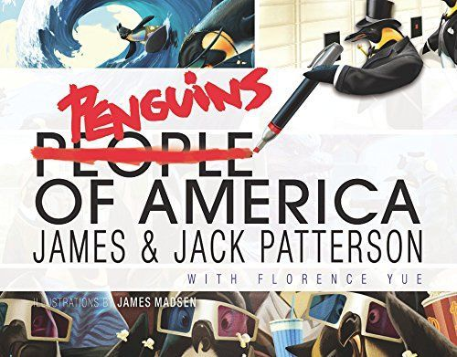 Penguins of America by James Patterson