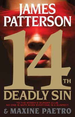 14th Deadly Sin by James Patterson