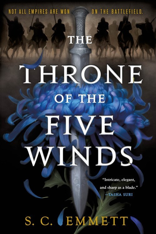 The Throne of the Five Winds by S.C. Emmett