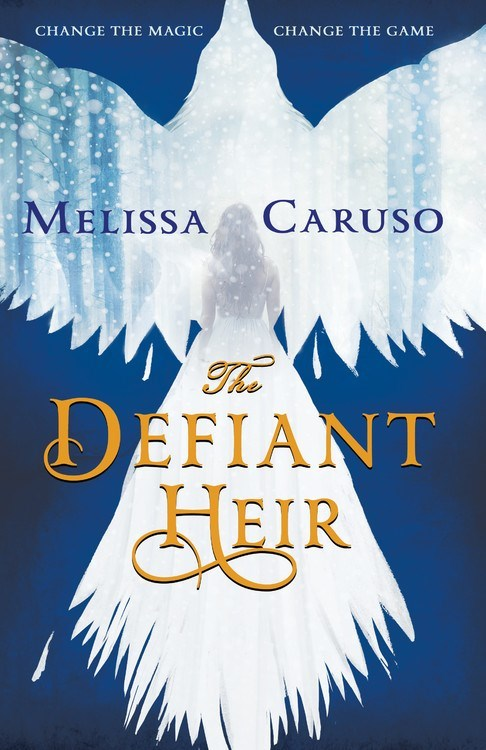 The Defiant Heir