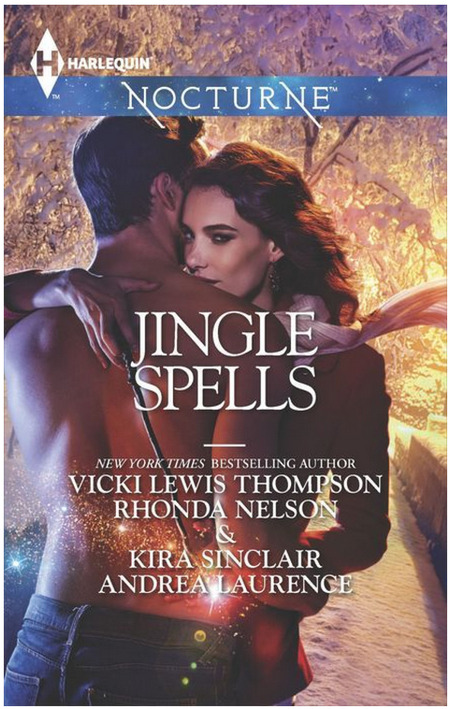 Jingle Spells by Vicki Lewis Thompson