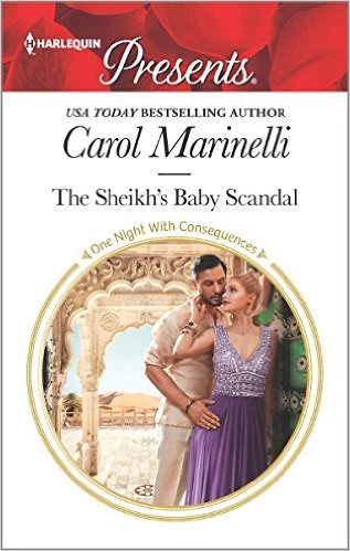 The Sheikh's Baby Scandal by Carol Marinelli