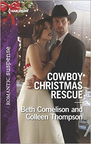 Cowboy Christmas Rescue by Beth Cornelison