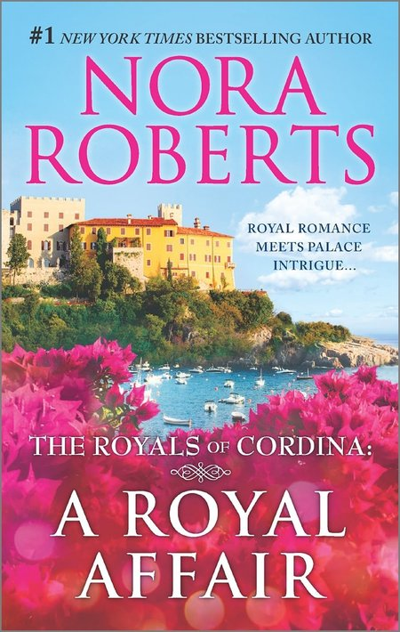 A Royal Affair by Nora Roberts