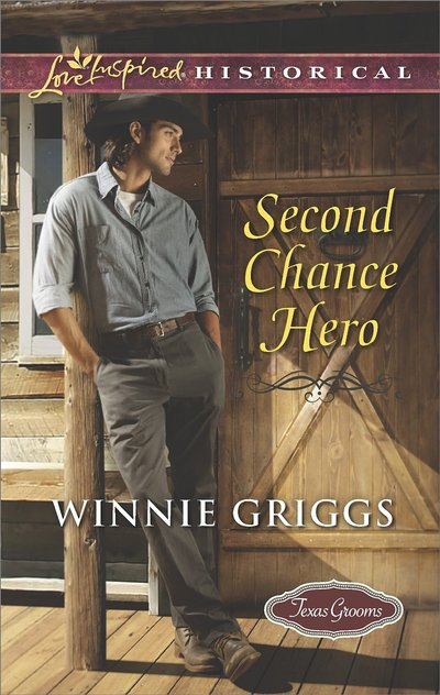Second Chance Hero by Winnie Griggs