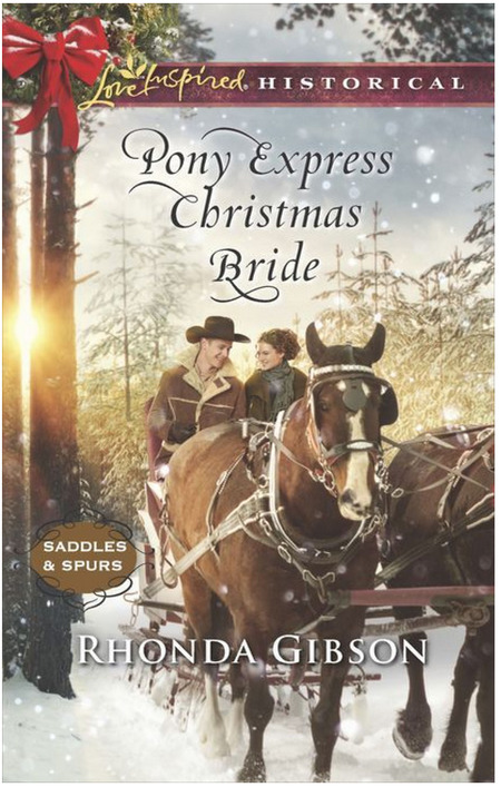 Pony Express Christmas Bride