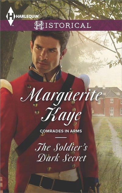 The Soldier's Dark Secret by Marguerite Kaye