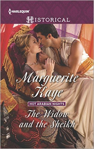 The Widow And The Sheikh by Marguerite Kaye